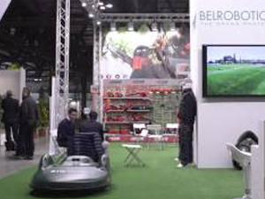 New robot lawnmowers and brushcutters