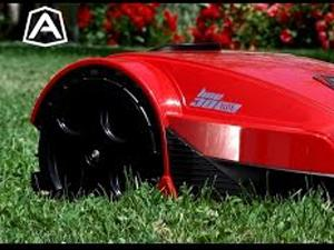 Ambrogio The robot mower for gardens up to 1100 sq.m.