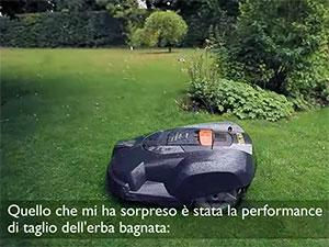 The reality is not perfect. But your lawn can be. Discover the robot lawn mower Husqvarna