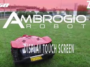 Tutorial: Display Touchscreen Ambrogio L250