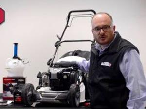 How do routine maintenance of the mower