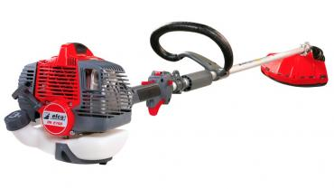 New mower Emak for gardens and flower beds