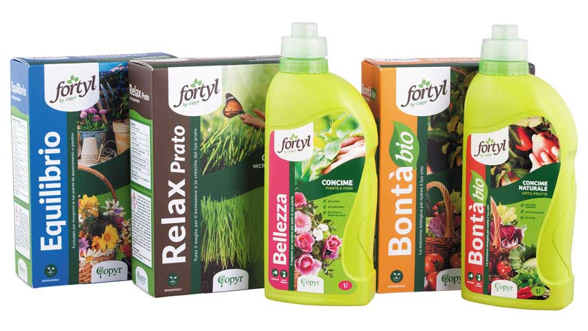 Fertilizers: a new line for the needs of each plant
