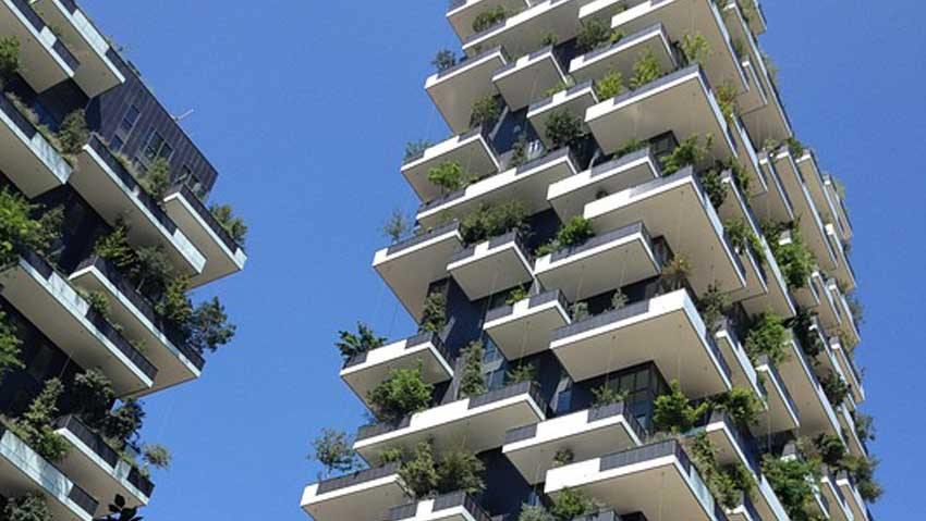 A book tells the project of Bosco Verticale in Milan