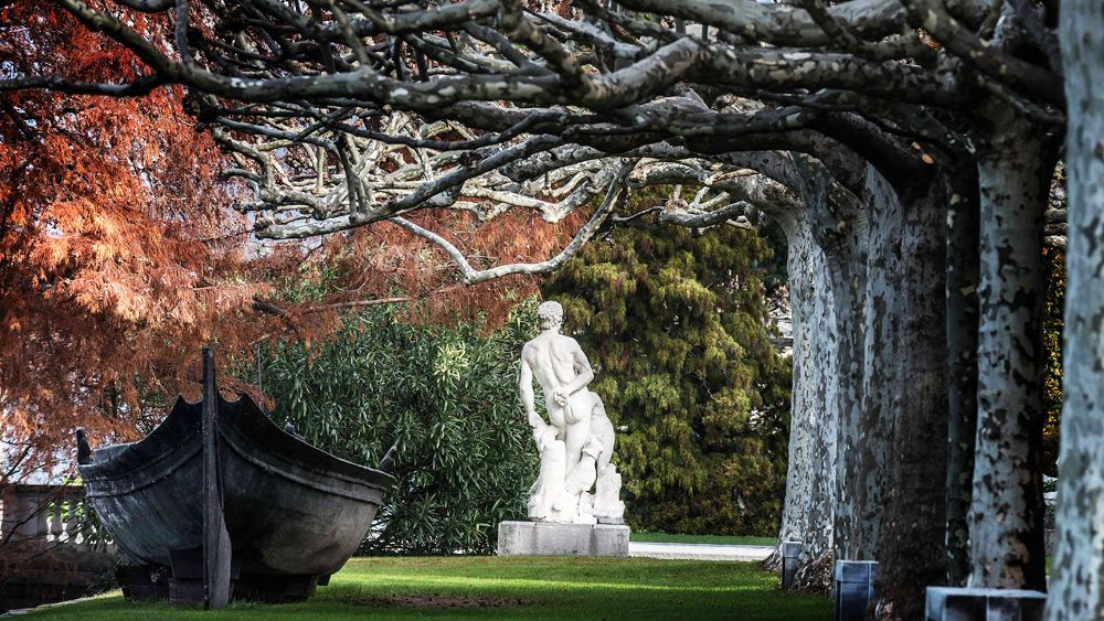 The two most beautiful parks in Italy are in Lombardy