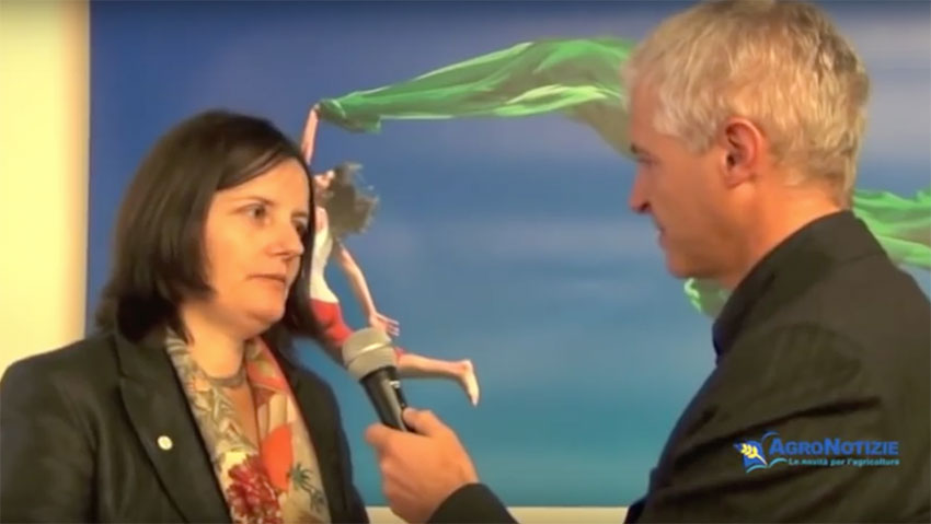 Interview with AD of Bayer CropScience Italy