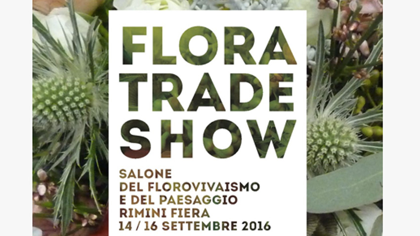 Layout renewed for Flora Trade Show, closer to Macfrut