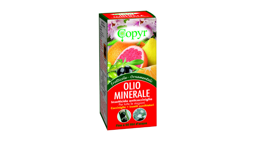 Protect plants from cochineal