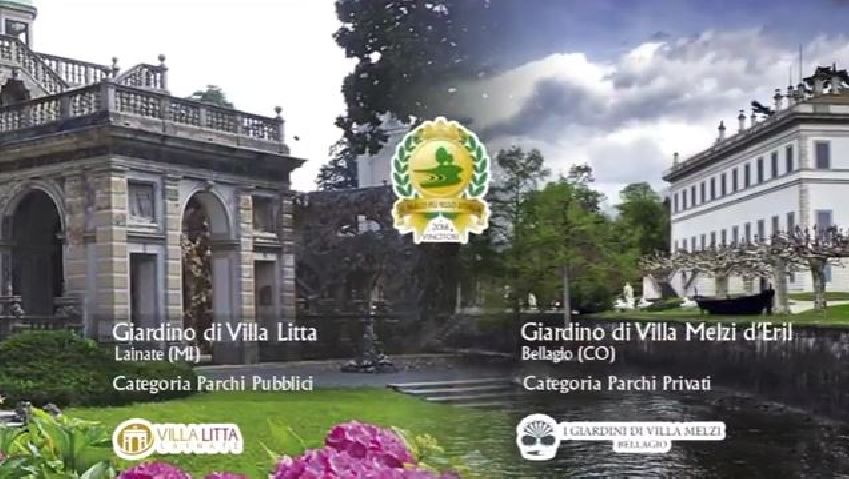 The most beautiful gardens in Italy