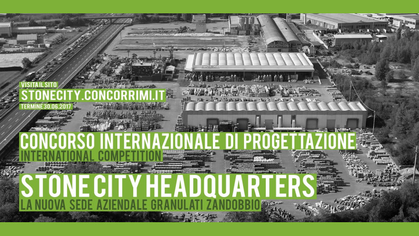 Granulati Zandobbio: competition for the new headquarters