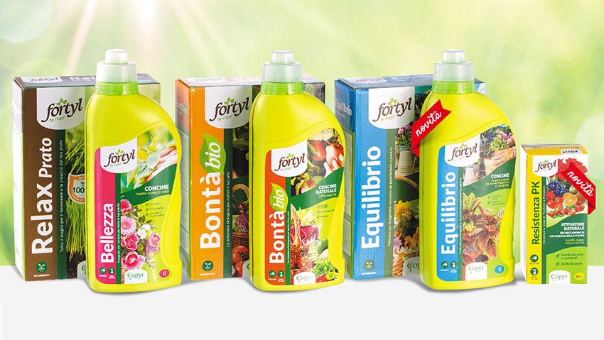Fortyl by Copyr: innovative nutrition