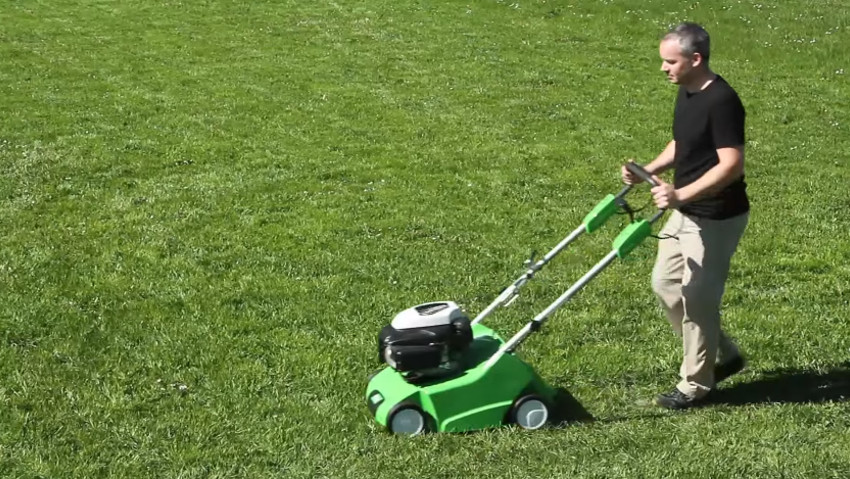 How to brush the turf, the tips