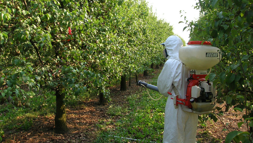 Spraying machines, how to do certification