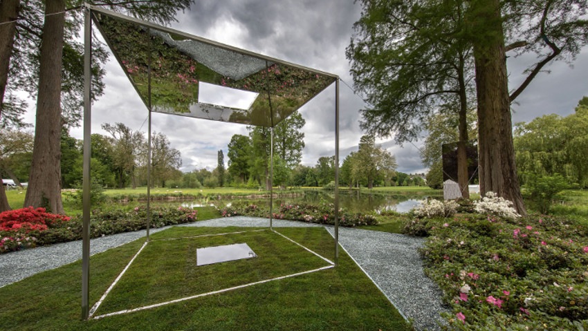 Horticultural Prize at the French Festival of Gardens