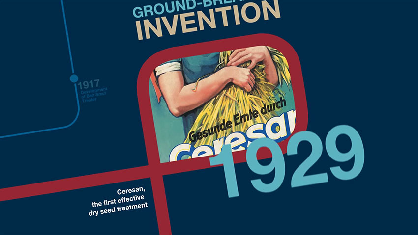 Bayer is celebrating 100 years of innovation