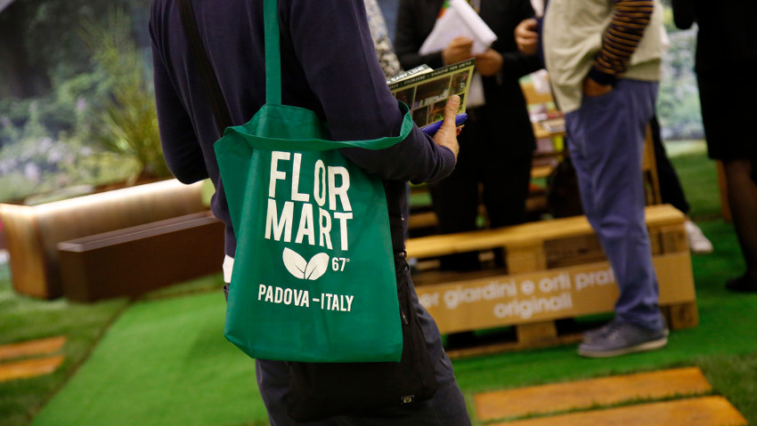 The first numbers of Flormart 2017