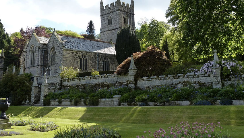 Learn English by visiting the gardens of the United Kingdom