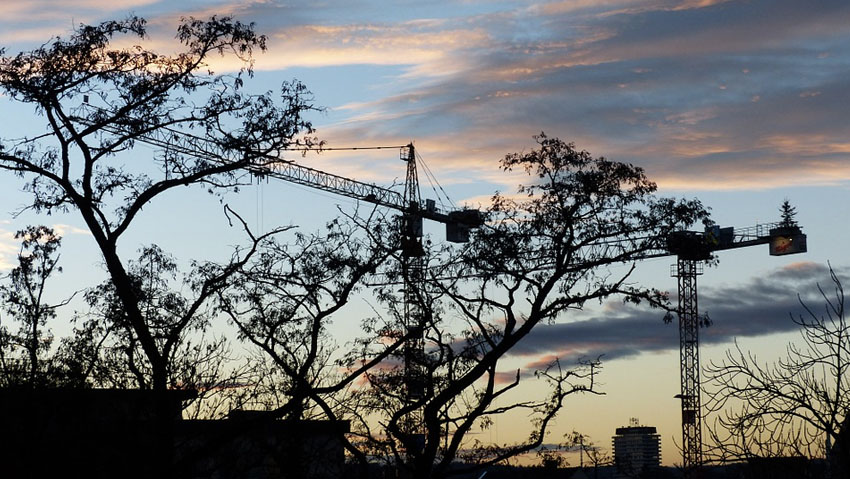 Construction and green: new alliance for urban development