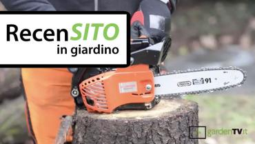 Test K-Japan pruning chainsaw