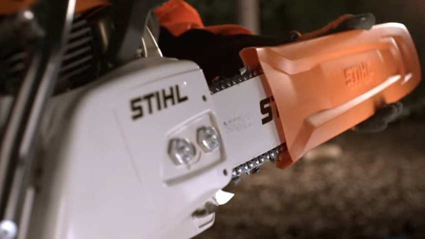 Stihl is told with Facebook