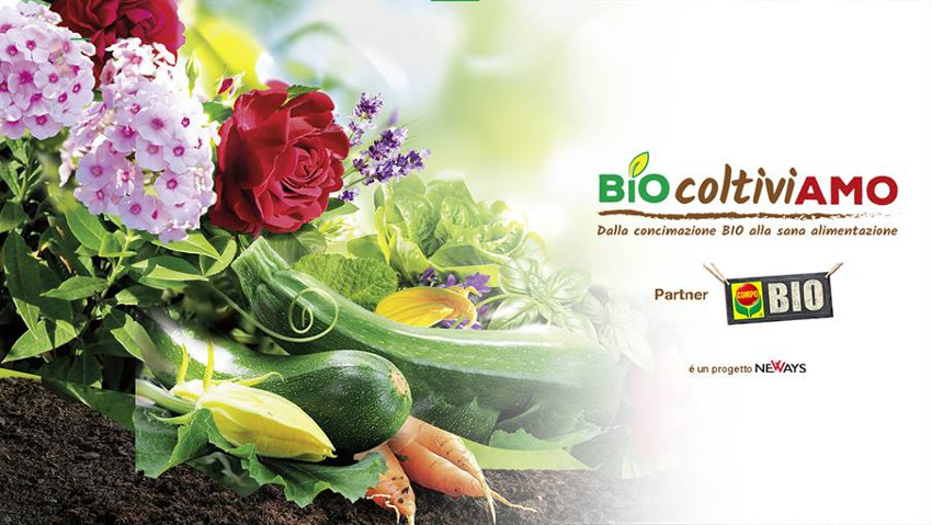 Compo Bio in schools throughout Italy