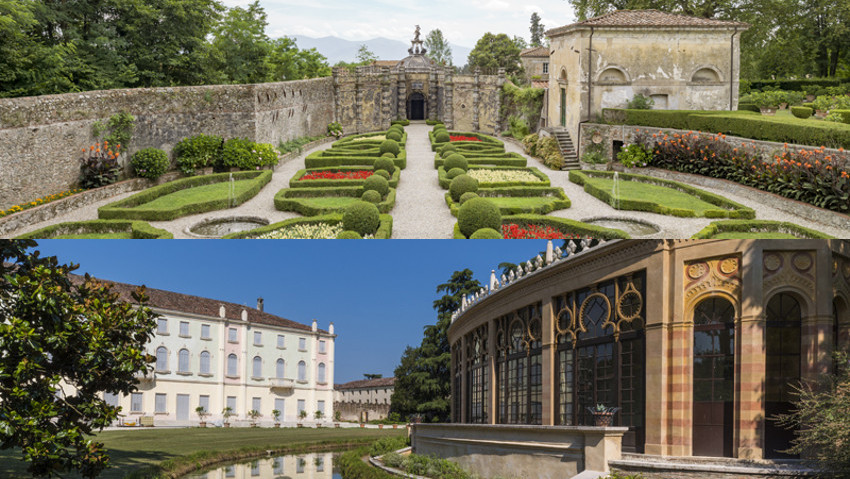 Here are the two most beautiful parks in Italy 2018