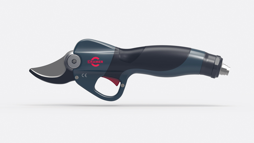 New electronic pruning shears
