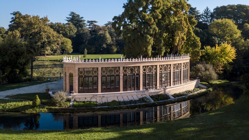 Excellence of green: The most beautiful park is presented