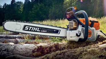 Stihl offers the warranty extension