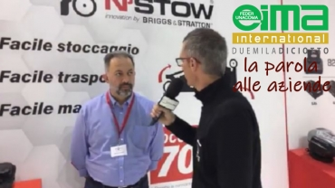 Briggs & Stratton at Eima 2018