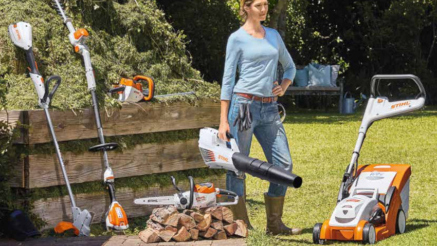 Discover the Stihl spring promotion