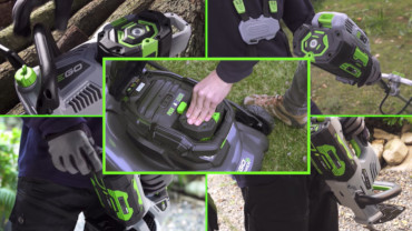 Garden tools, the advantages of the battery