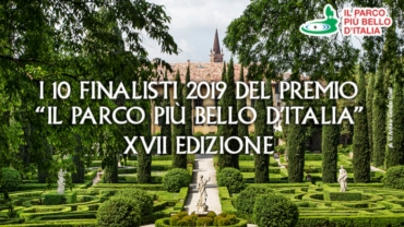 What will be the most beautiful park in Italy in 2019?
