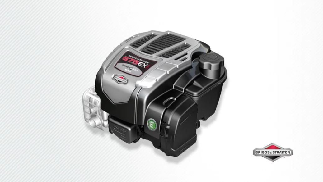 Briggs & Stratton 675EXI: watch it at work