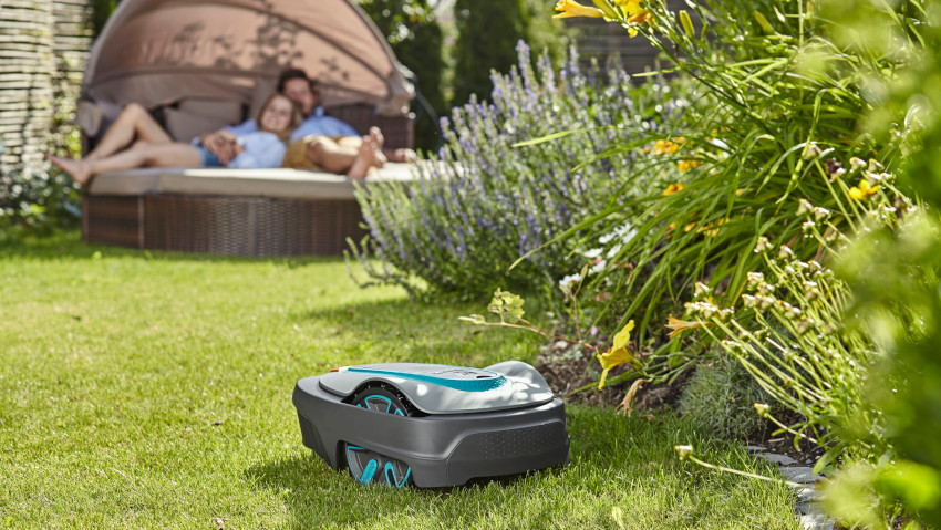 Robot lawn mowers for any type of garden