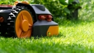 How to install a robotic lawnmower