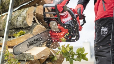 Multifunction chainsaw with automatic starter