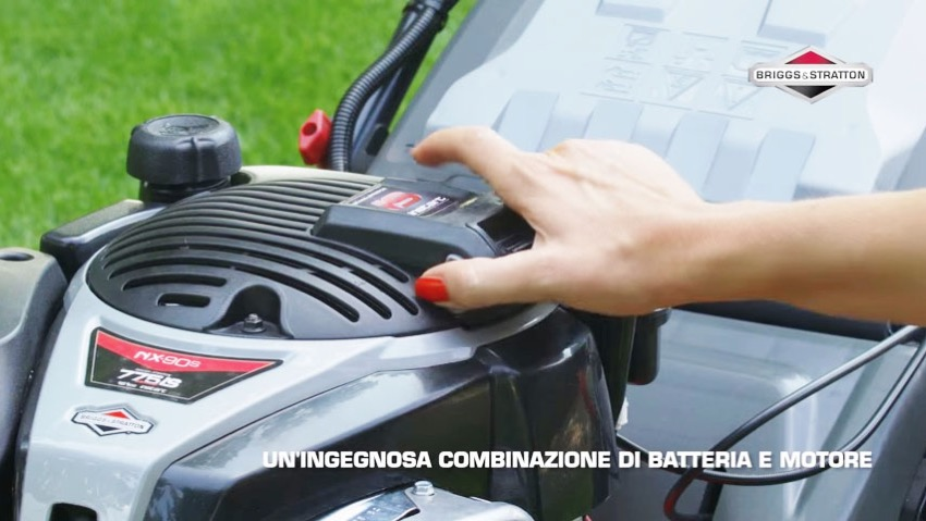 Briggs & Stratton: the new generation of goodwill
