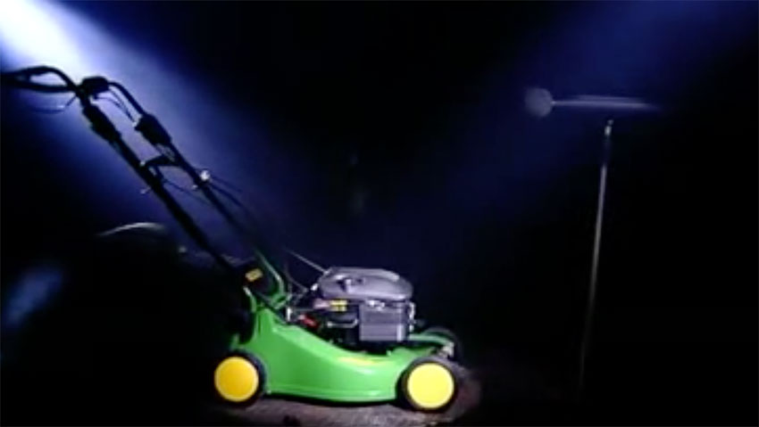 John Deere: quality products thoroughly tested