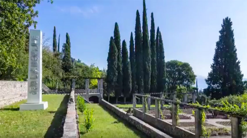 The Most Beautiful Park of Italy 2012