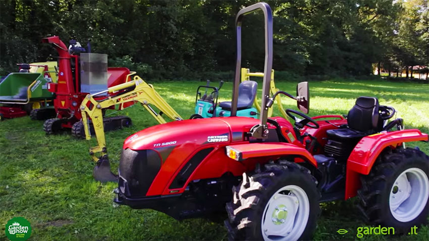 Renting and selling equipment gardening