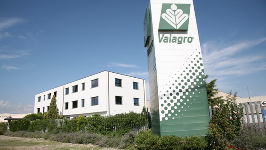 Valagro receives certification Carbon Footprint