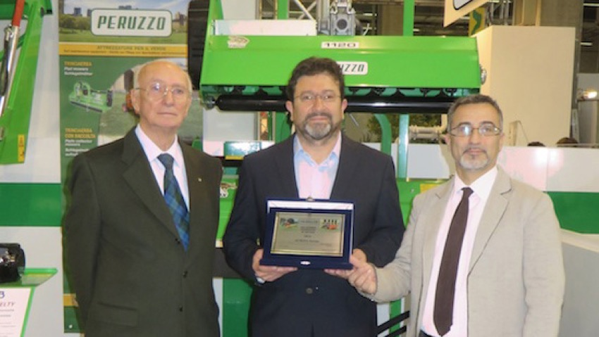 A new agreement between Peruzzo and Kubota Europe