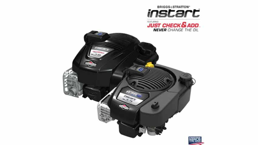 Briggs & Stratton Launches Instart technology: the new start generation