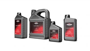 Perfect green with Briggs & Stratton oils and additives