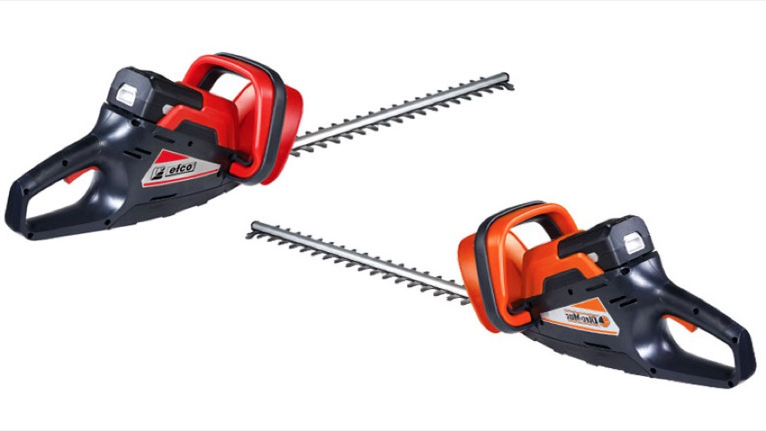 New hedge trimmers and brush cutters from Emak